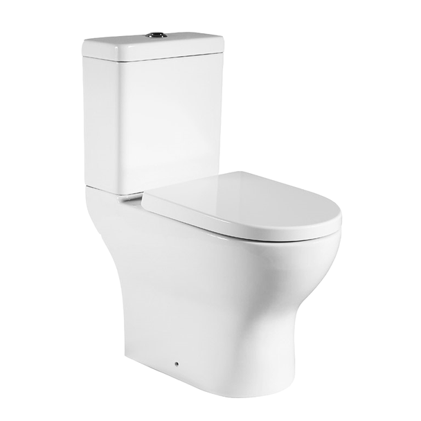 Skew - Back To Wall Toilet Suite