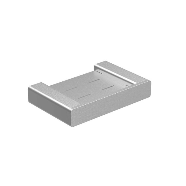 Fiona - Brushed Nickel Soap Dish