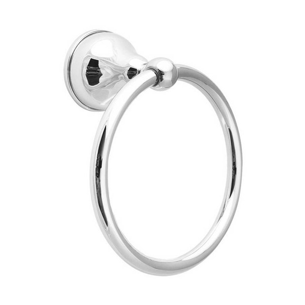 Panama - Chrome Towel Ring