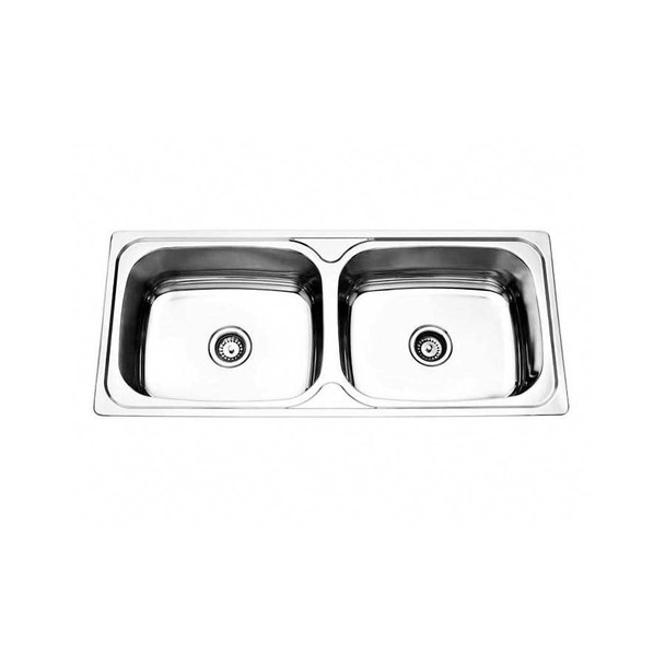 Lifestyle - Double Inset Laundry Trough
