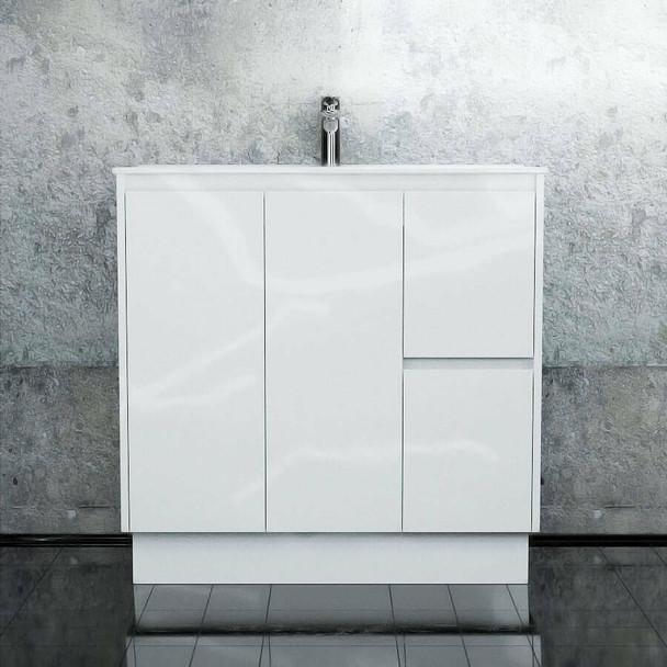 Ensuite - Powder Room Vanity and Top 900mm