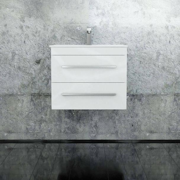 Indi - Wall Hung Vanity and Top 600mm