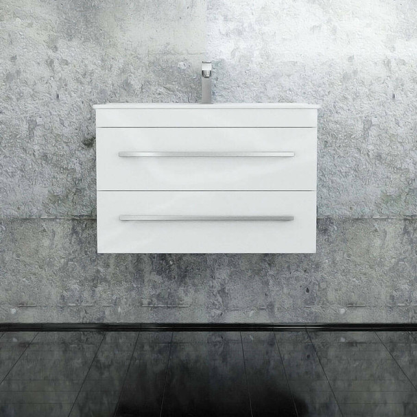 Indi - Wall Hung Vanity Only 750mm