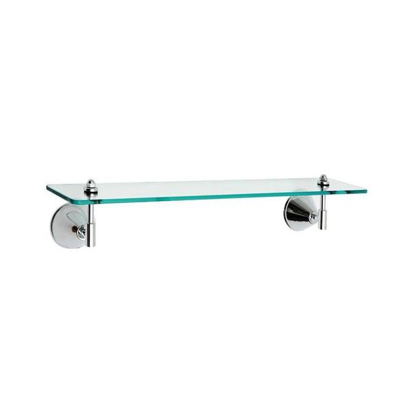 Modina - Chrome Vanity Shelf