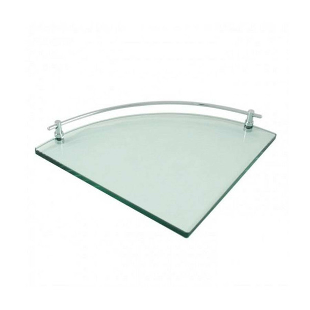 Roma - Corner Glass Shelf
