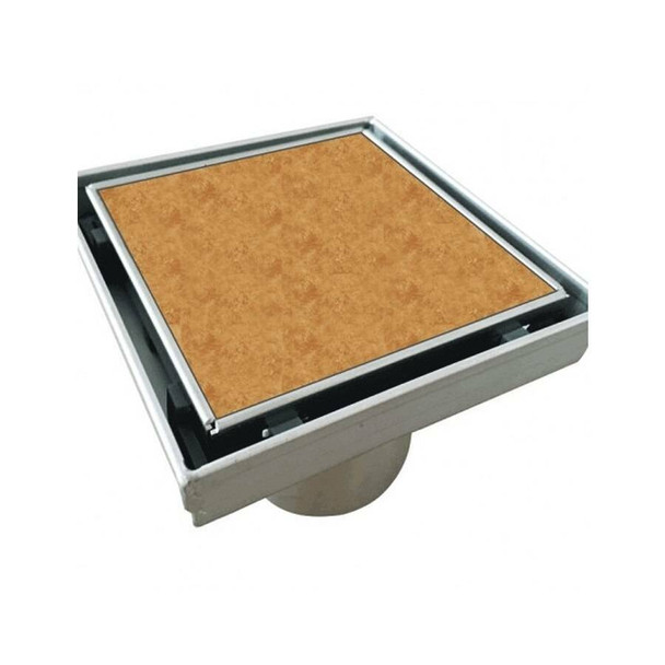 Tile Insert Grate 100mm x 50mm