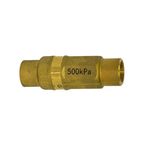 34 Apex PLV 500KPA Adjustable 200 To 600 KPA