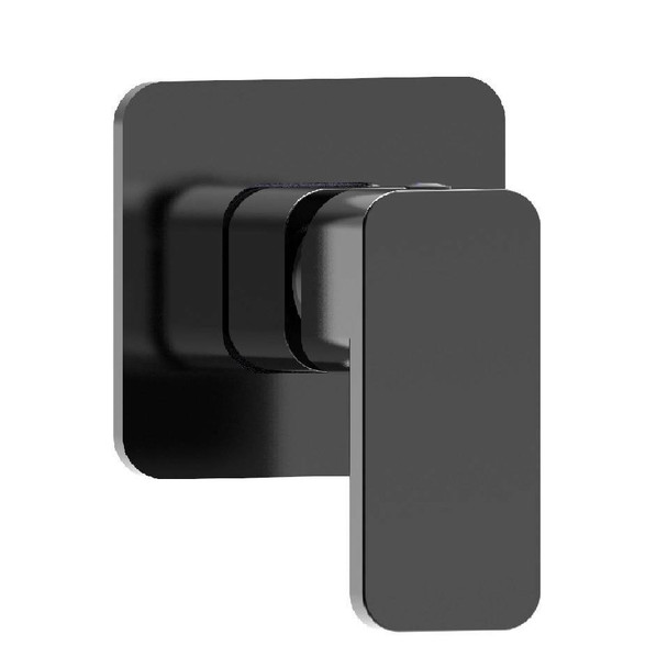 Fiona - Black Bath/Shower Mixer