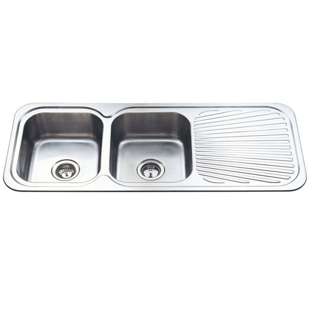 Pacific 210 - Inset Sink