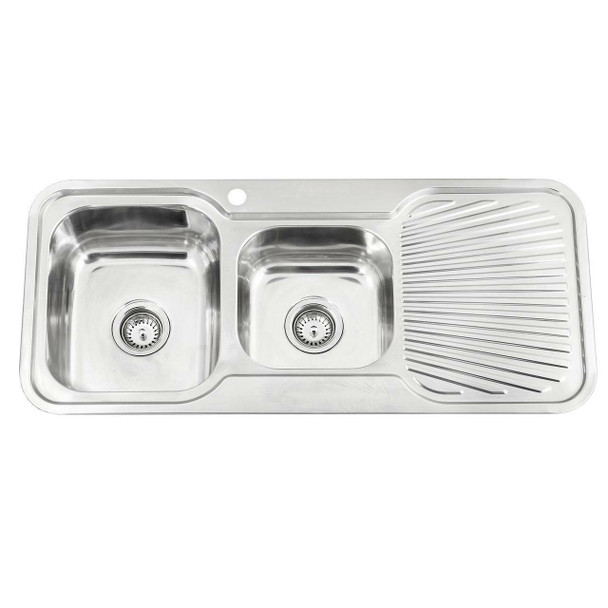 Pacific 175 - Inset Sink