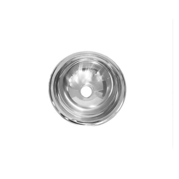 HB250R - Round Stainless Steel Hand Basin