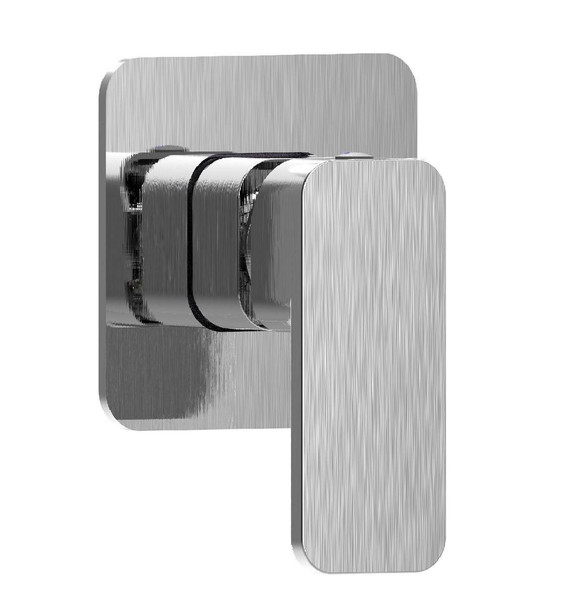 Fiona - Brushed Nickel Bath/Shower Mixer