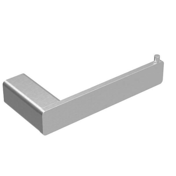 Fiona - Brushed Nickel Toilet Roll Holder