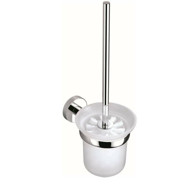 Sofia - Toilet Brush and Holder Chrome