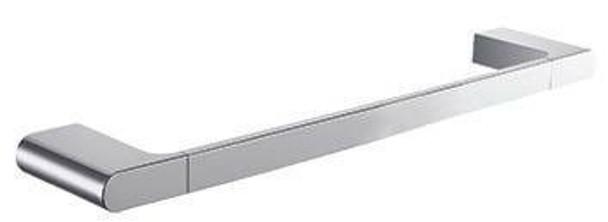 Style - Chrome Single Towel Rail 250mm