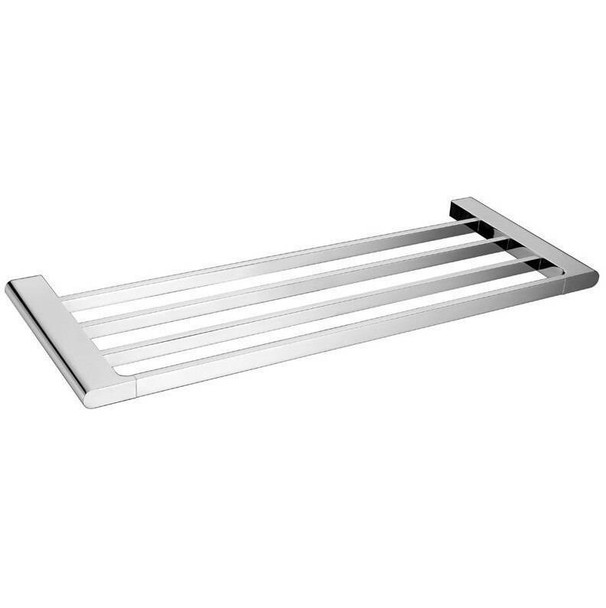 Style - Chrome Towel Rack