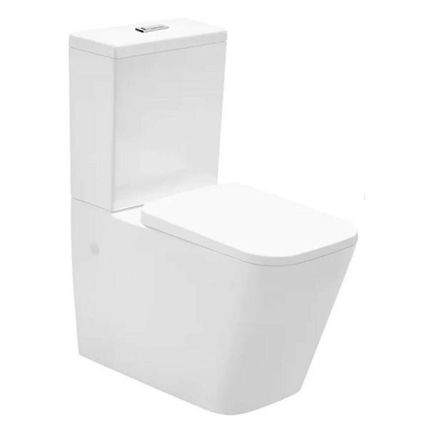 Napa - Rimless Nano Glaze Toilet Suite