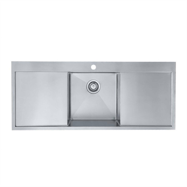 Tech 1200 - Stainless Steel Undermount Sink