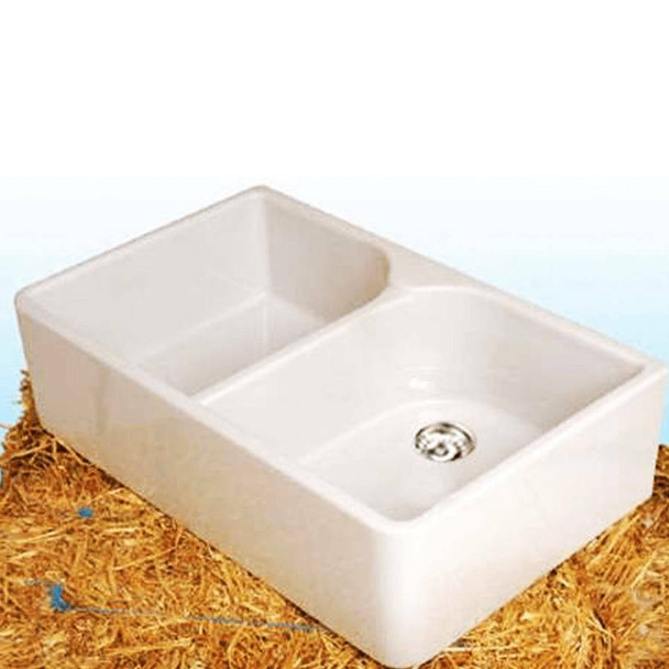 Colonial - French Farmhouse Double Maxi Sink