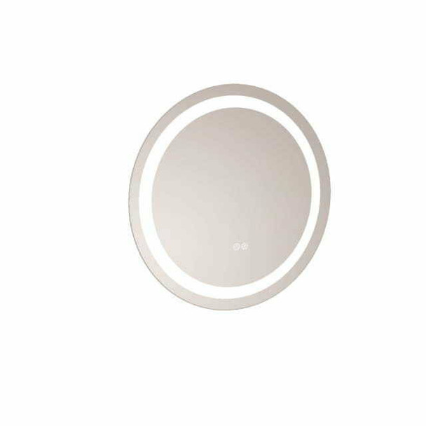 LED Mirror Round Sensor Reversible 600mm