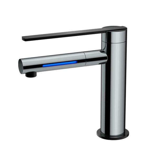 Sofia - Chrome Basin Mixer LED