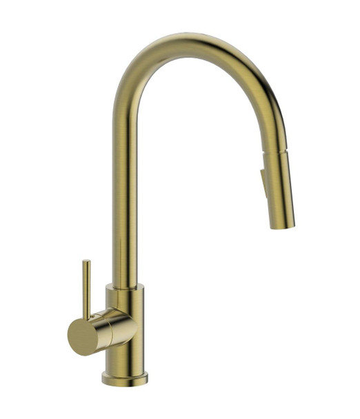 Jasper - Brushed Gold Pullout Sink Mixer