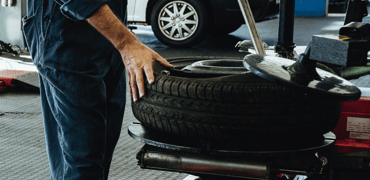Installing Your Used Tires