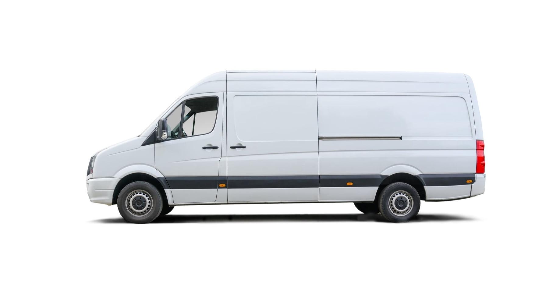 Commercial van tires