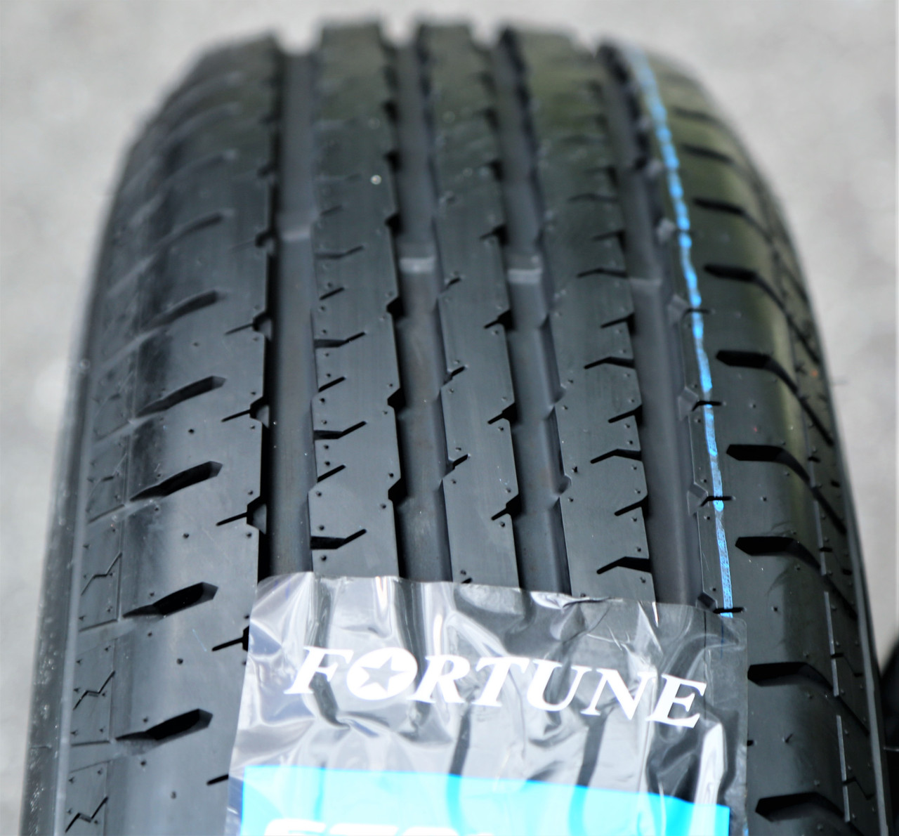 Fortune ST01 Premium Trailer Tires-ST215//75R14 108//103L LRD 8-Ply Set of 4 FOUR
