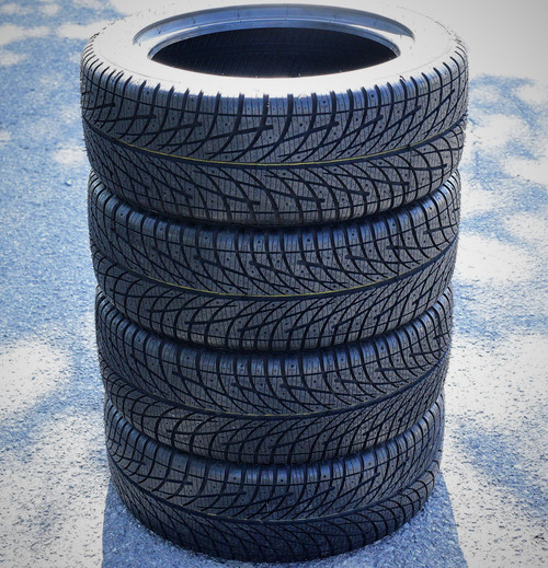 TWO Set of 2 Accelera X Grip Touring Winter Tires 235//65R17 108H XL