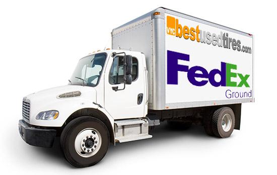 Free Fedex Shipping Truck
