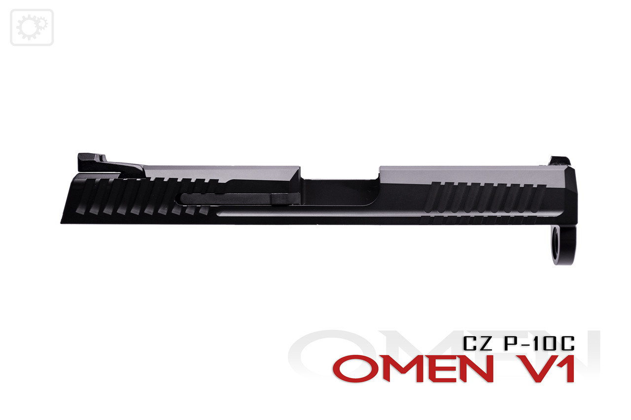 CZ P-10C Omen V1 RMR Ready Slide *Sold Out*