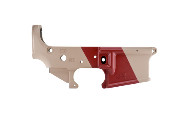 AR Stripped Lower Cerakote