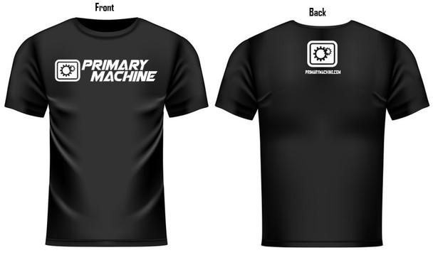 Primary Machine Classic T Shirt