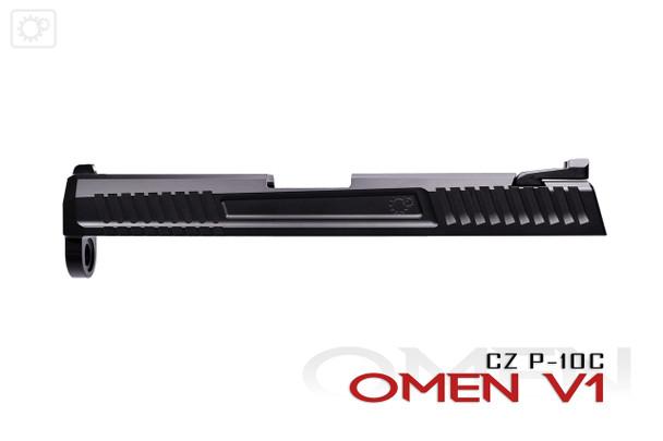 CZ P-10C Omen V1 RMR/SRO/507 Ready Slide