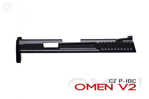 CZ P-10C Omen V2 RMR/SRO/507 Ready Slide