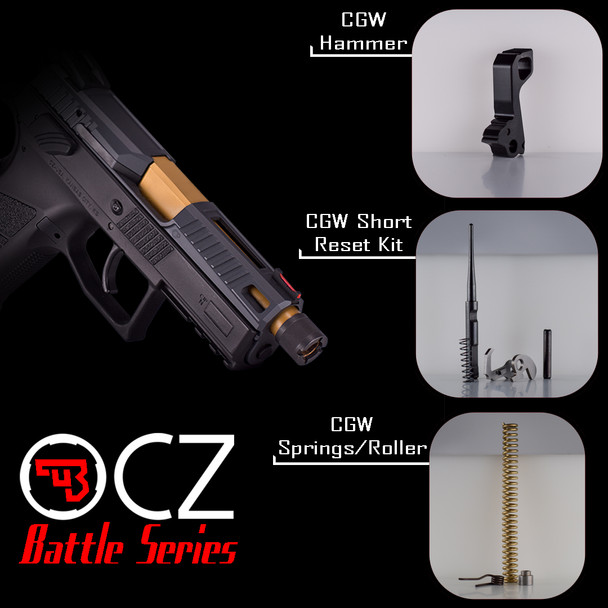 P-07/09 P-01 Omega Battle Series Trigger Package