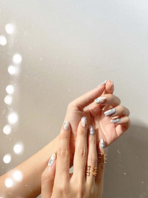 Glossy Up You Nail Wraps Non Toxic & Stylish Nail Wraps for the Woman on the Go | Picasso Not