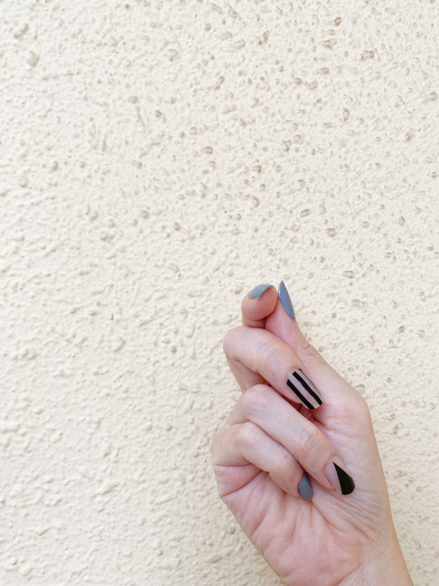 Glossy Up You Nail Wraps Non Toxic & Stylish Nail Wraps for the Woman on the Go | Seriously Fun