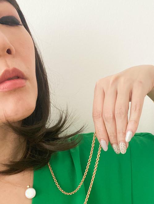 Glossy Up You Nail Wraps Non Toxic & Stylish Nail Wraps for the Woman on the Go | Elsa