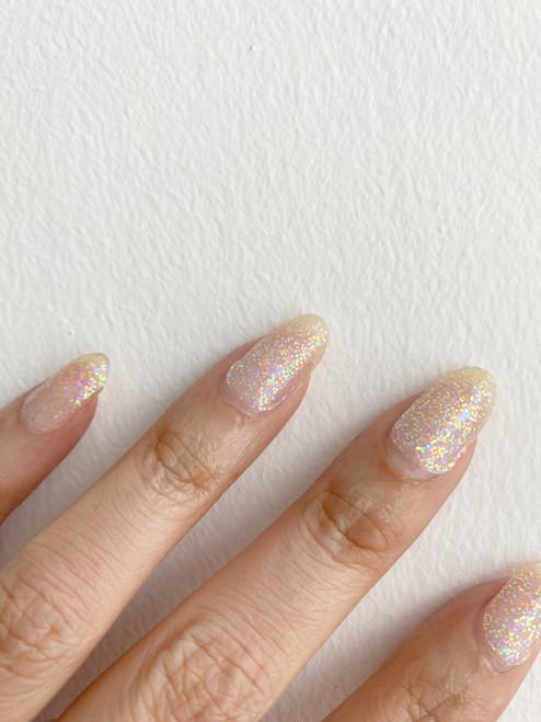 Glossy Up Mermaid Nail Wraps