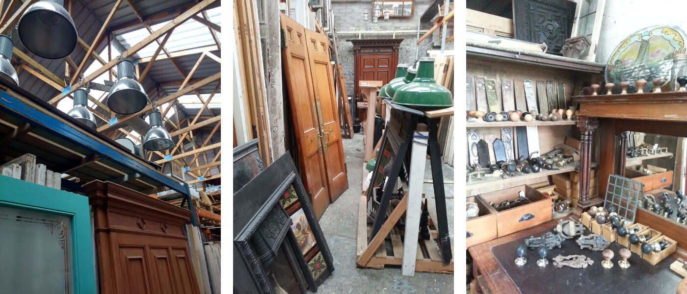 Glasgow Salvage - Architectural Salvage & Reclamation - Paisley