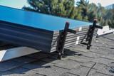 Solar Panel Hanger Staging Solar Panels