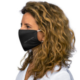 face mask side view female