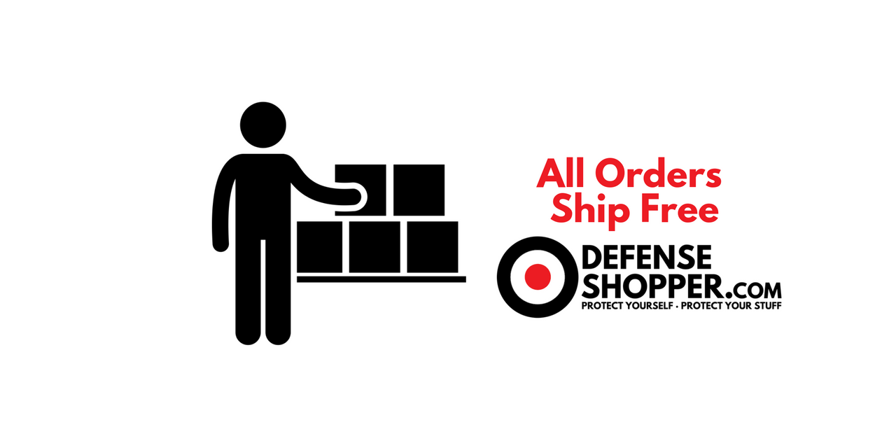 DefenseShopper.com Free Shipping