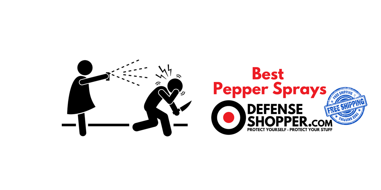 Best Pepper Spray DefenseShopper & Free Shipping