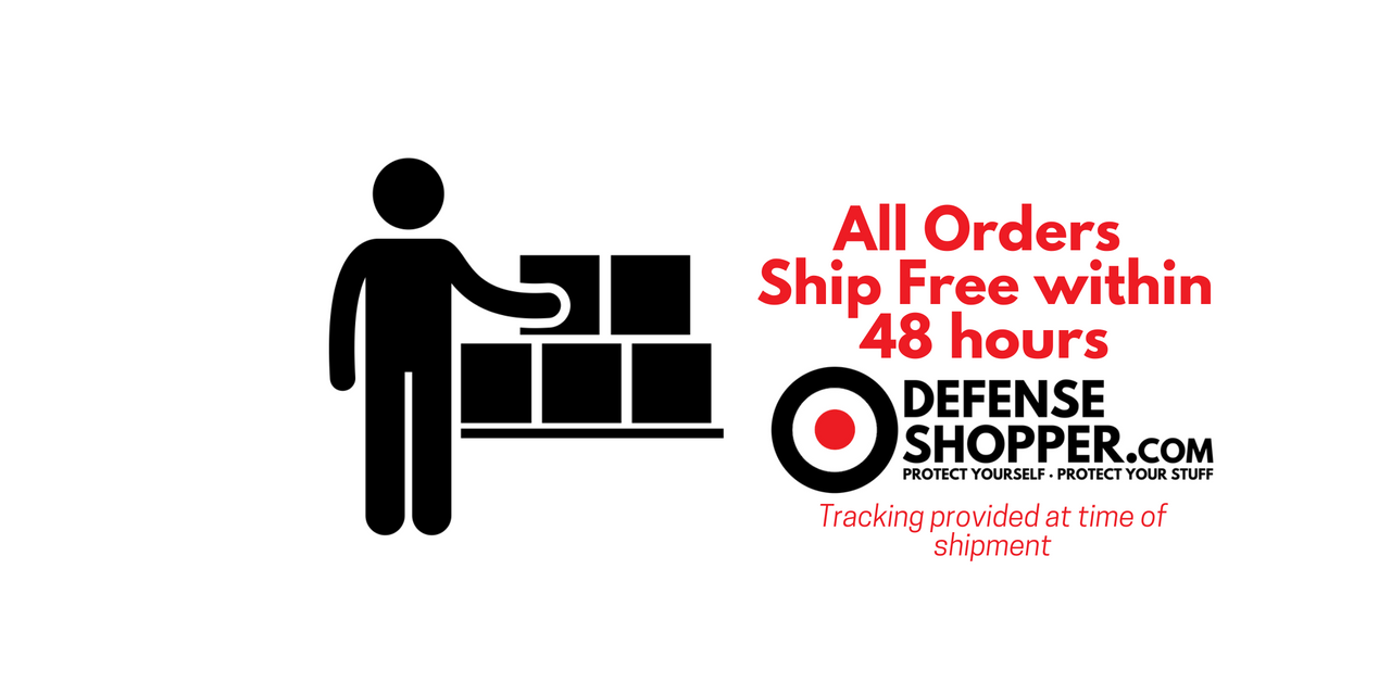Free Shipping from DefenseShopper.com