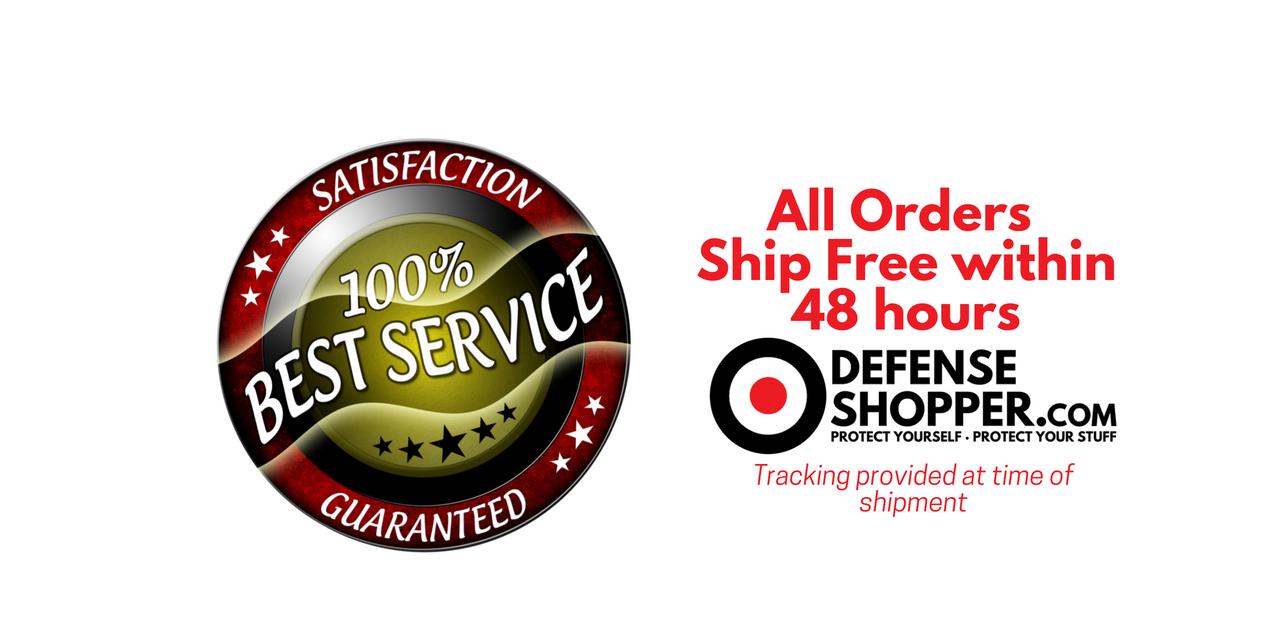 DefenseShopper.com Best Customer Service