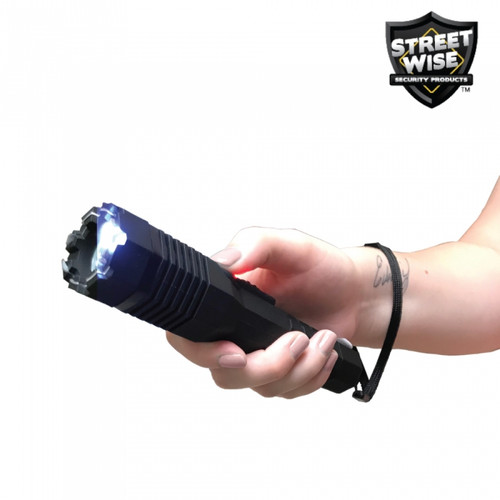 Streetwise Security Guard 24/7 Stun Gun Flashlight