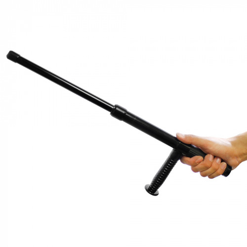 Police Force 21 Expandable Tonfa Baton in Hand
